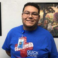 Matthew Castaneda--Nurse Tech